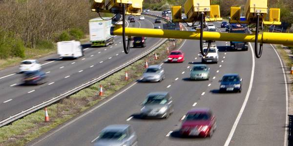 25 Years of Speed Cameras in Britain