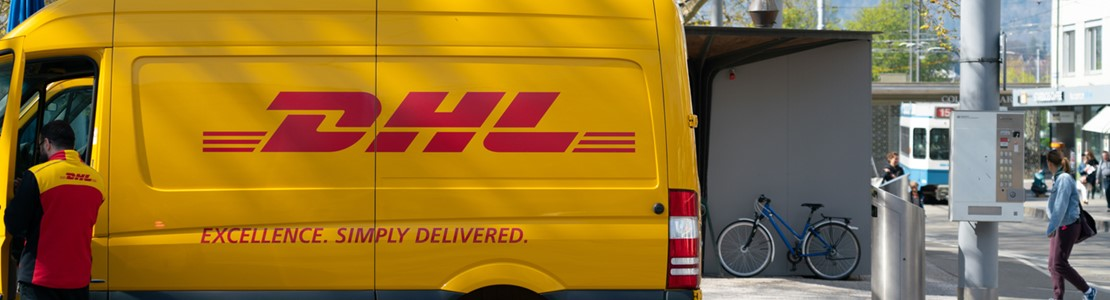 DHL Express launches 10 electric vans on London delivery routes
